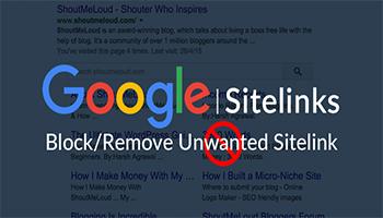 Sitelinks چیست؟