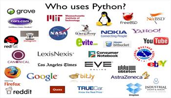 آشنایی با اپلیکیشنهای معروف نوشته شده با زبان برنامهنویسی Python