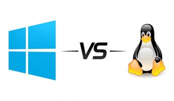 بررسی بهترین سیستم عامل سرور:لینوکس یا ویندوز